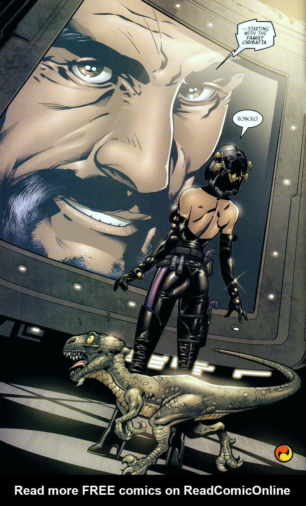 Read online Sigil (2000) comic -  Issue #18 - 23