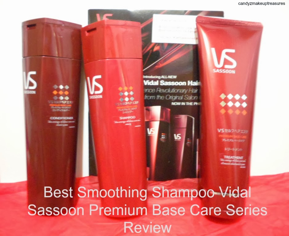 Candyz Makeup Treasures Best Shampoo For Dry Colored Hair Vidal