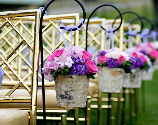 hortensias para una boda elegante | idea floral