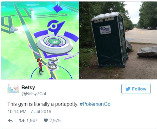 19 Funniest Reactions To Pokémon Go 12