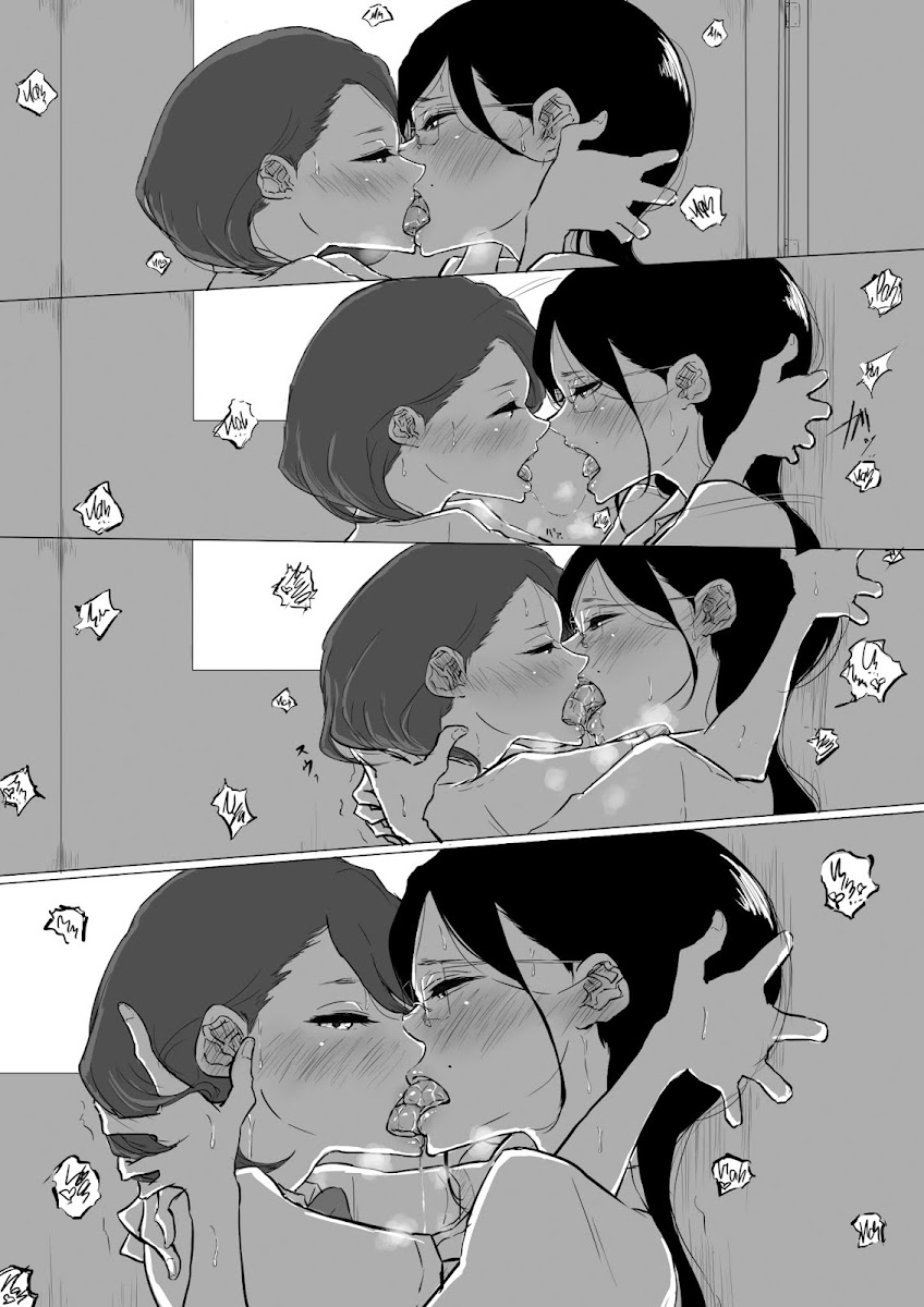 HentaiVN.net - Ảnh 13 - Tuyển tập Yuri Oneshot - Chap 145: I Went to a Lesbian Brothel and My Teacher Was There