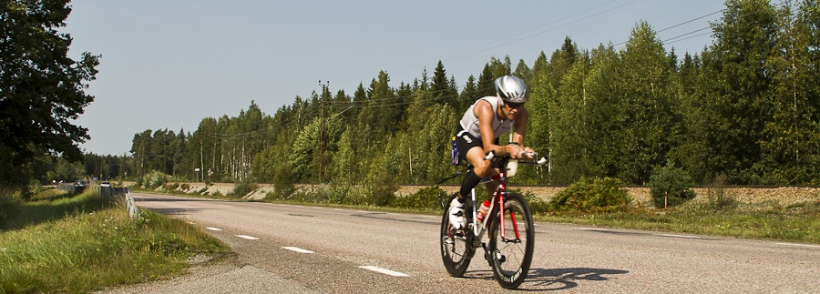 Odda - triathlet