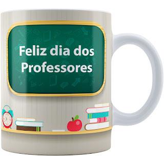 Escolher Caneca para o Dia dos Professores