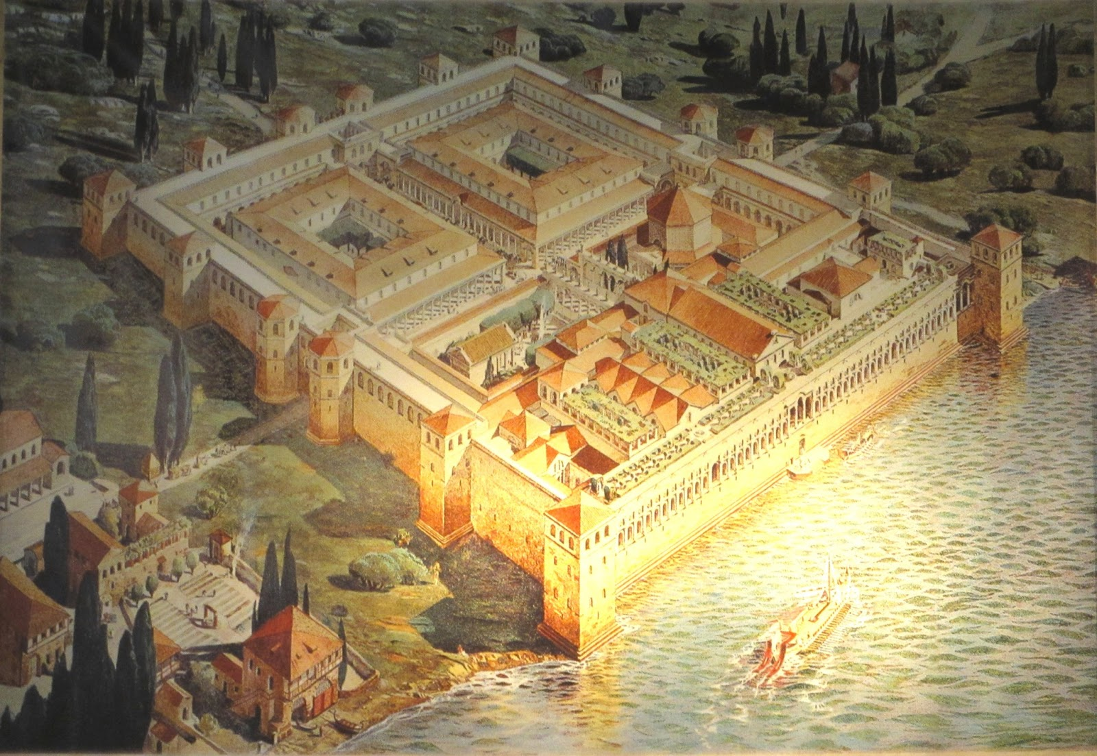 palace of diocletian - photo #8