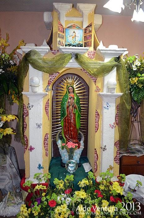 Arcangelcorp Novenario Virgen De Guadalupe En San Pedro Carchá