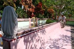 Misteri Makam sepanjang 7 meter di Alas Purwo, Banyuwangi.