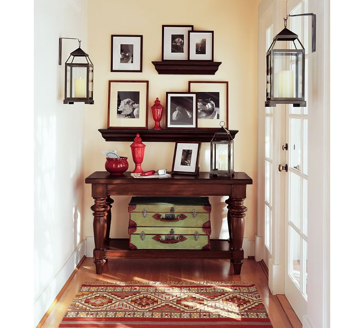 Pottery Barn Wall Decor: Inspiration For Creating A Gallery Wall