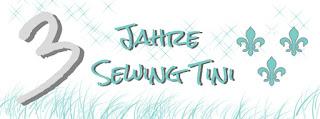 3 Jahre Sewing Tini