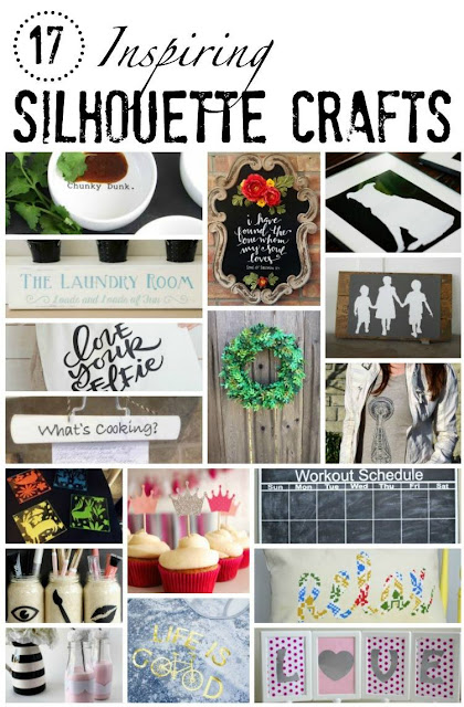 Silhouette Cameo projects and crafts easy medium and hard