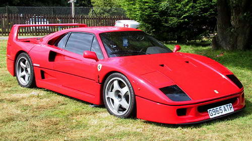 10 Mobil Ferrari Terbaik Yang Pernah Dibuat - 4empat ...