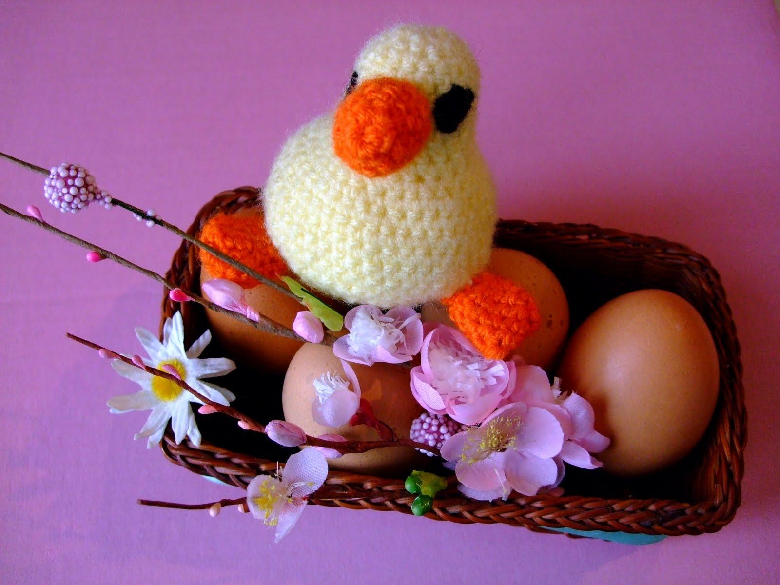 Pulcino Uncinetto Amigurumi Tutorial 🐤 Chick Crochet - Duck ... | 1200x1600