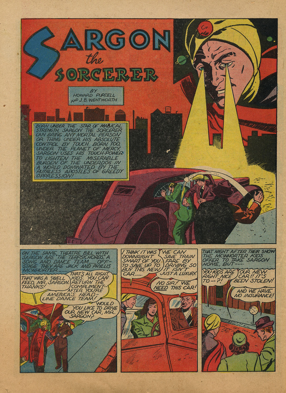 Read online All-American Comics (1939) comic -  Issue #31 - 40