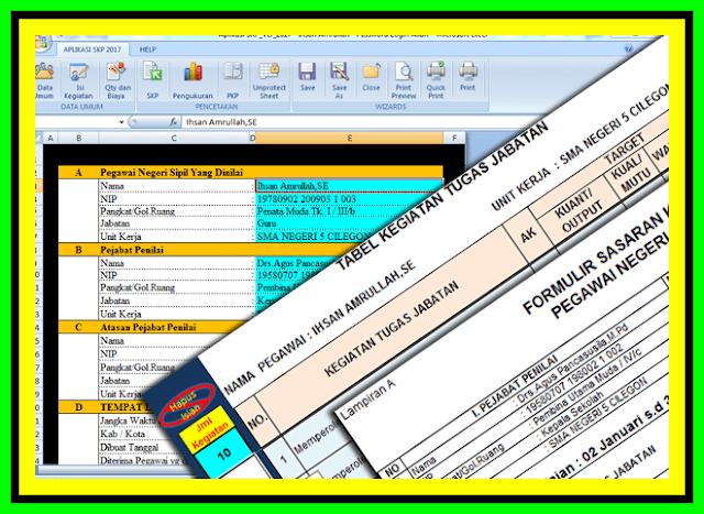Download Aplikasi SKP Jabatan Fungsional Guru Versi Terbaru 2017/2018