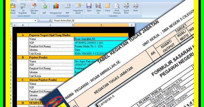 Download Aplikasi SKP Jabatan Fungsional Guru Versi