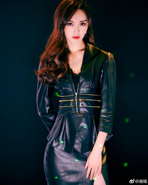 Madame Tussauds celebrity wax figure Tang Yan