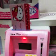 Jual Celengan ATM Mini Hello Kitty