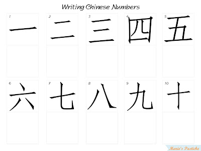 marie 39 s pastiche chinese language in all its forms chinese numbers. Black Bedroom Furniture Sets. Home Design Ideas