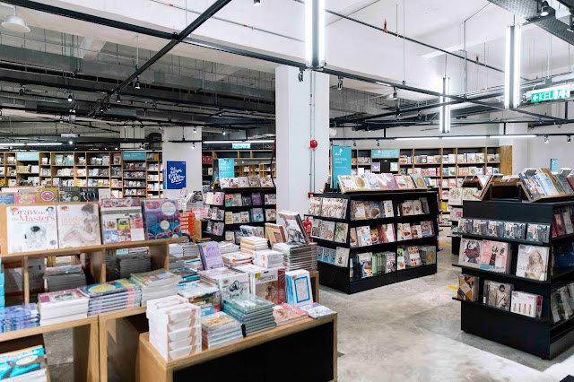 Book a Bookstore with Airbnb today