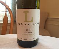 Lieb Cellars Reserve Pinot Blanc 2015