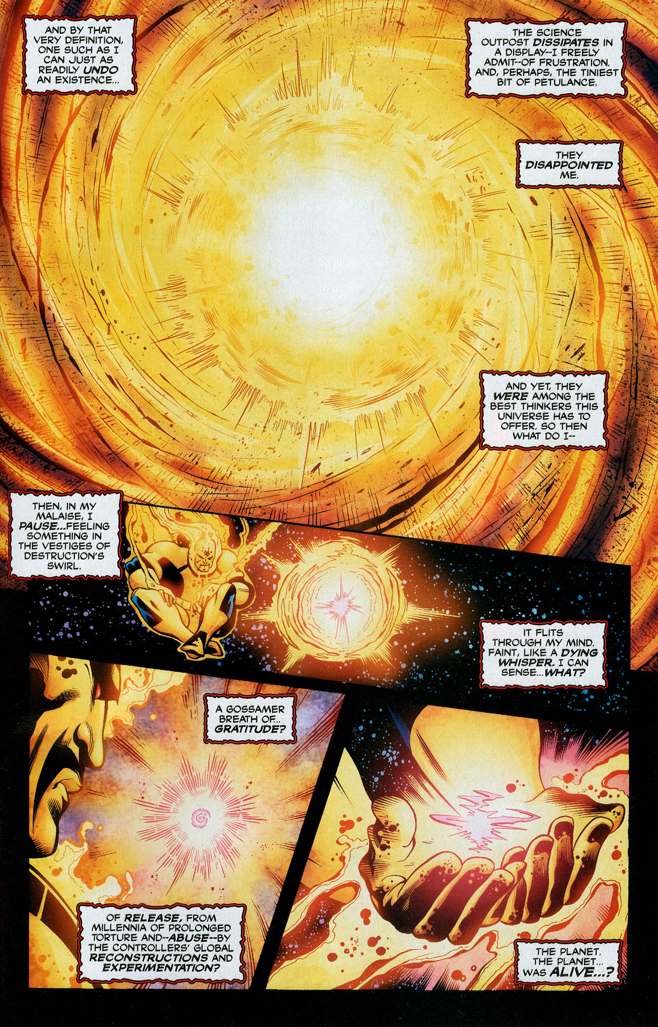 Read online Trinity (2008) comic -  Issue #20 - 31