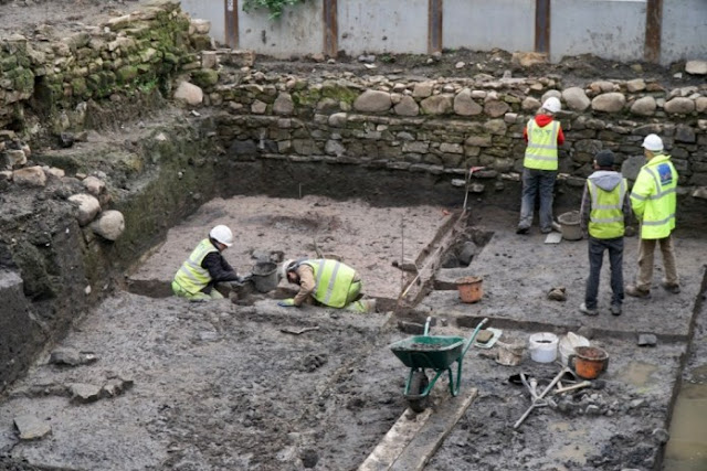 Archaeologists believe this is where Edinburgh began
