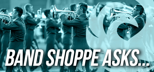 Band Shoppe Asks...Part 2