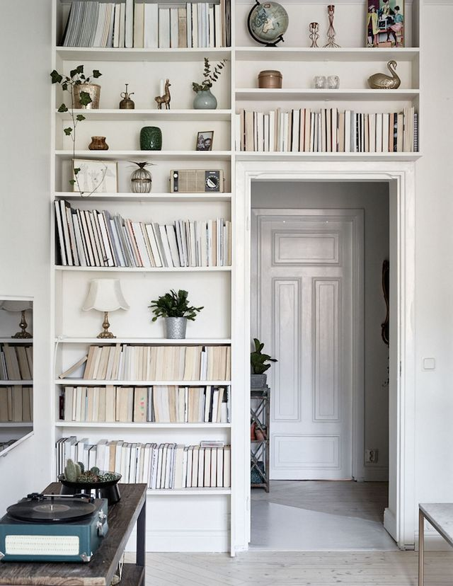 Small Space Decorating Ideas from a Stockholm Apartment