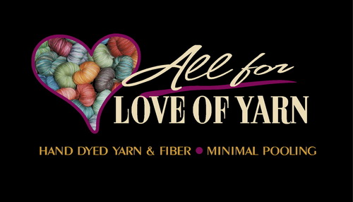 All For Love Of Yarn!