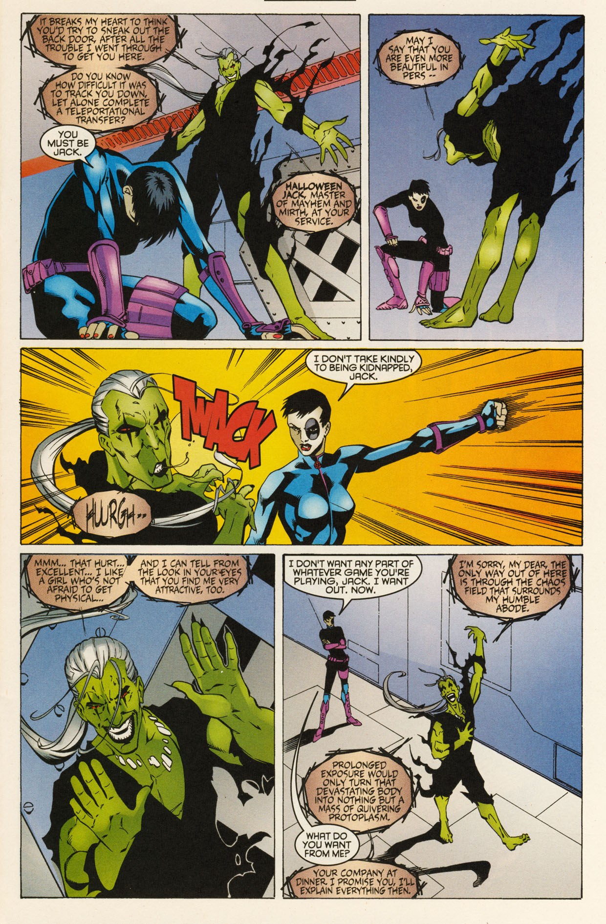 Read online X-Force (1991) comic -  Issue #92 - 11