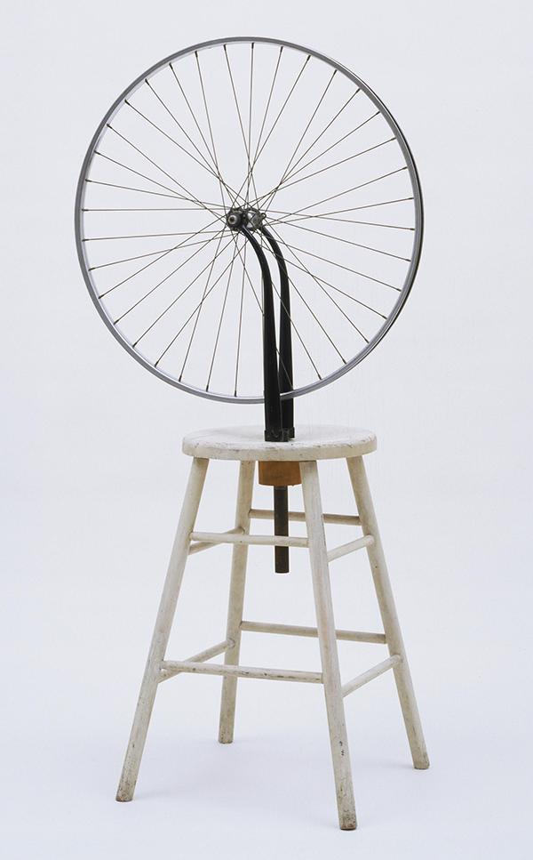 hang your bike like a ready-made
