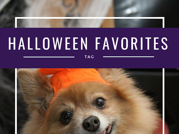 Halloween Favorites Tag