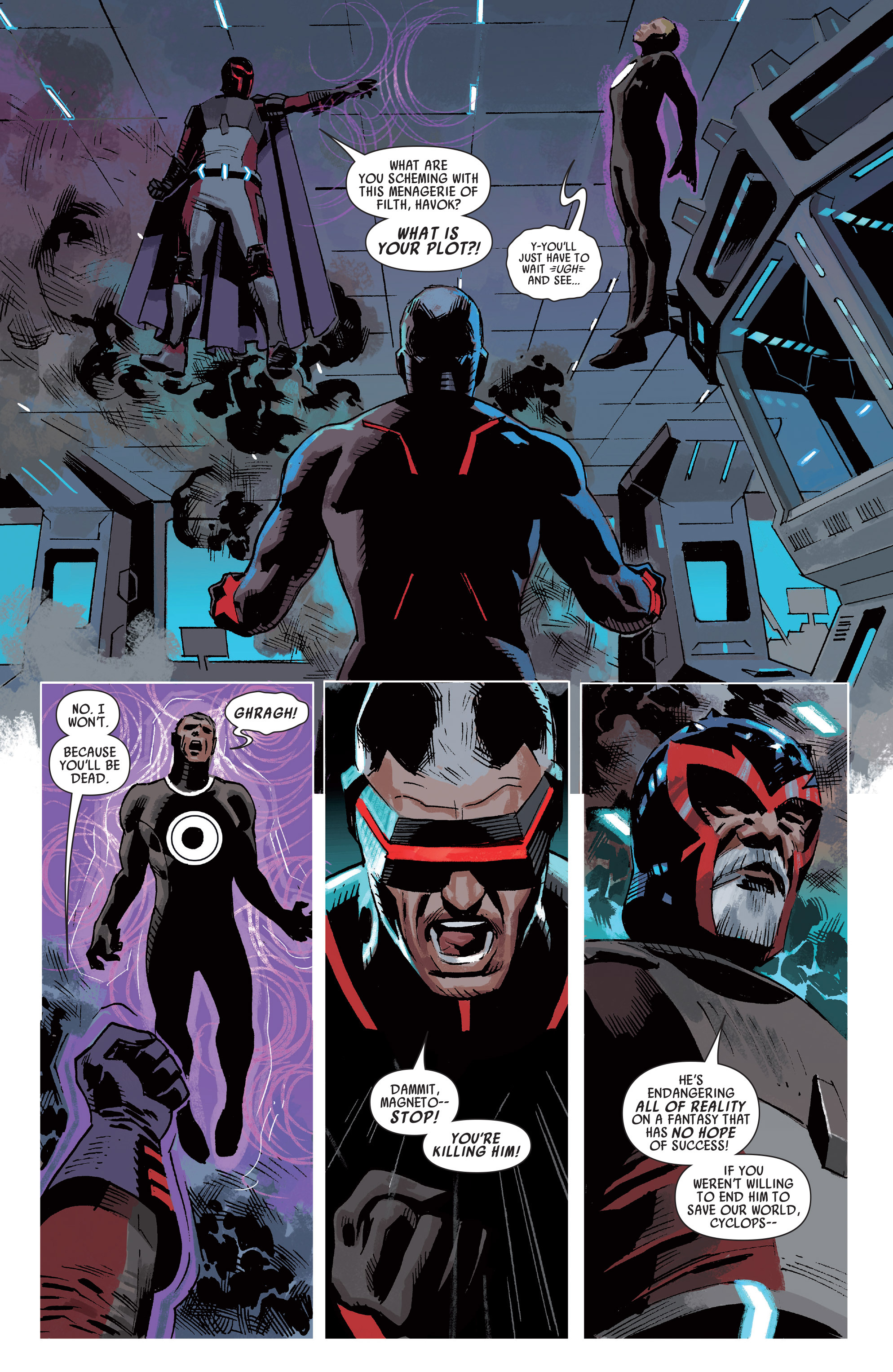 Read online Uncanny Avengers (2012) comic -  Issue #20 - 3