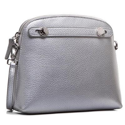 mała torebka wieczorowa Furla Piper Mini Silver trendy 2016 blog modowy