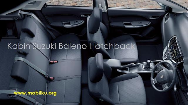 penumpang, interior, Suzuki Baleno Hatchback, kabin, kursi, luas, fitur, seat