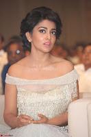 Shriya Saran in Stunning White Off Shoulder Gown at Nakshatram music launch ~  Exclusive (22).JPG