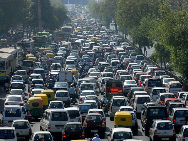 Inilah Cara Jepang Mengatasi Kemacetan Lalu Lintas