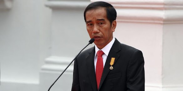 Jokowi Klaim Melibatkan KPK Tentukan Cawapres, Febri Bantah