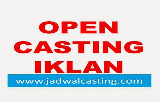 Casting Produk Iklan Mie Instan dan Wafer