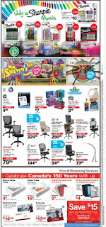Staples flyer winnipeg valid July 5 to 18, 2017