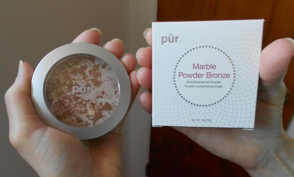 PUR Marble Powder Bronze