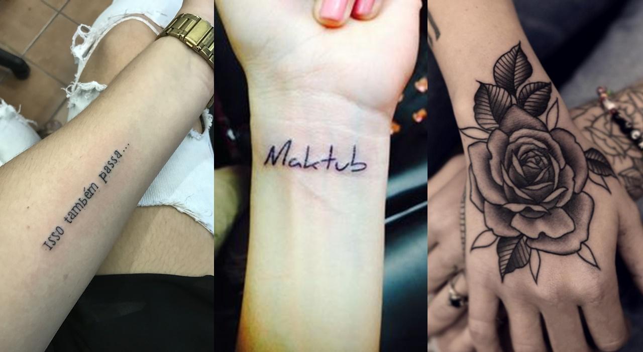 Menina Fofa Tatuagens Que Tenho Vontade De Fazer