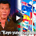 Duterte Says PH Will Separate From UN Saying 'You Were Never There, Unless You Need To Criticize'