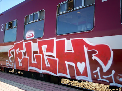 graffiti elch