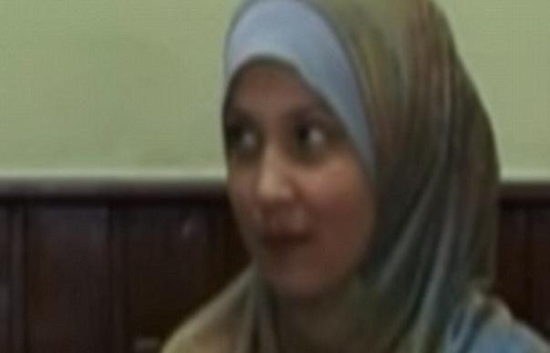Polisi Jerman di suruk gadis cantik simpatisan ISIS