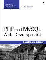 книга «Разработка веб-приложений с помощью PHP и MySQL» (5-е издание)