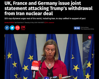 https://www.independent.co.uk/news/world/iran-nuclear-deal-latest-trump-macron-us-theresa-may-merkel-europe-response-a8342126.html