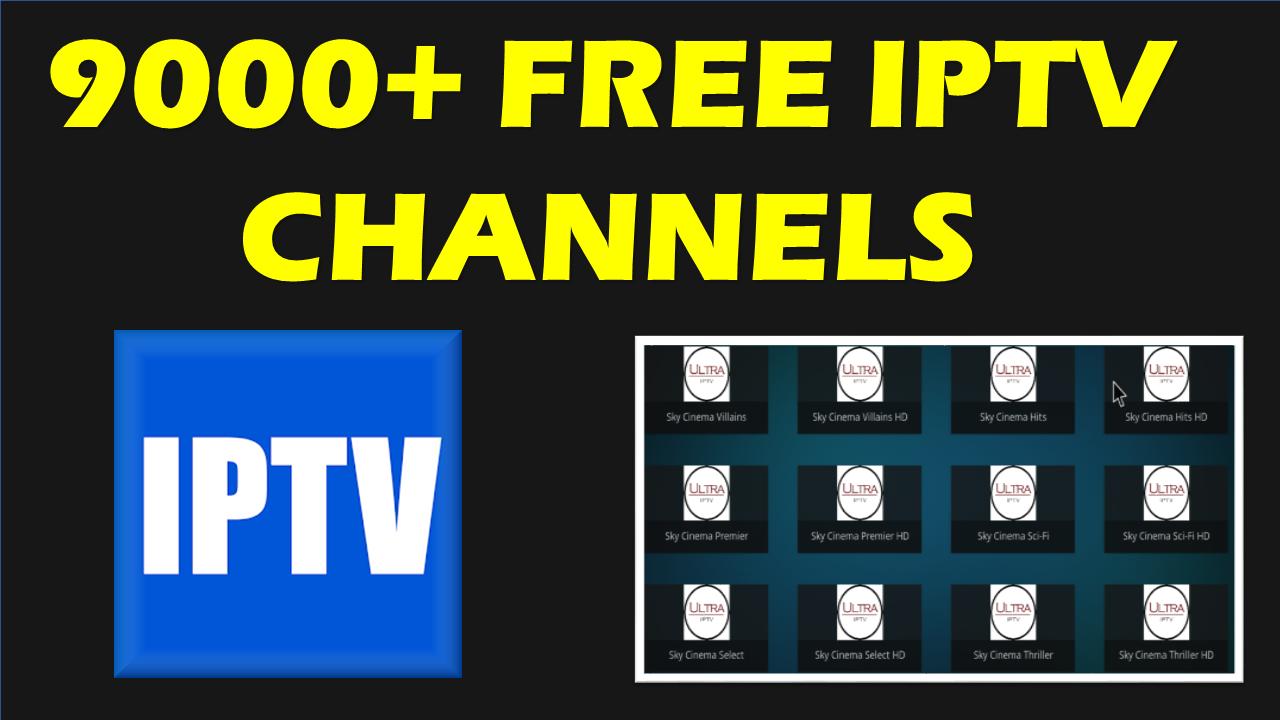 BEST LIVE TV ADDON FOR KODI MAY 2018 - 9000+ FREE WORLD IPTV