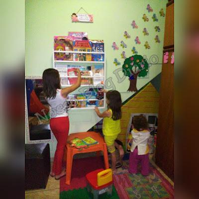 Cantinho da Leitura Nosso Blog diário http://dulcineiadesa.blogsppot.com