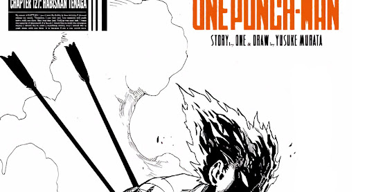 OnePunch-Man Chapter 130