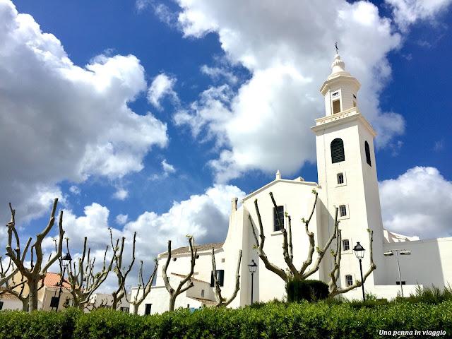 Sant Lluis, Minorca